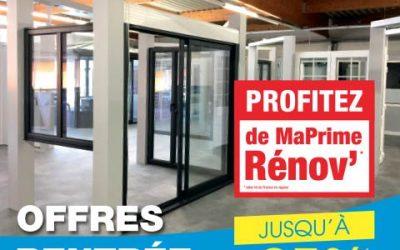 Les Offres Pyrénées Menuiseries du 6 sept au 2 oct 2021